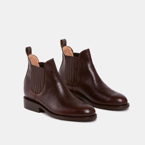 CARLOS Charro Boot - CANO