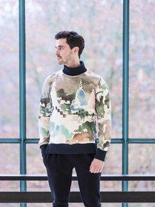 Shirt Max Bali - Unisex Pullover Sweatshirt aus Bio-Baumwolle - Sophia Schneider-Esleben