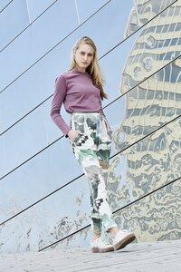 Jogger Bali - Unisex Jogger Jerseyhose aus Bio-Baumwolle - Sophia Schneider-Esleben