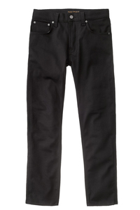 Grim Tim Dry Ever Black - Nudie Jeans