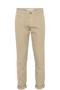 CHUCK regular chino pant - KnowledgeCotton Apparel