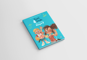 Finni Fredo - Das Körperbuch - Finni Fredo Verlag