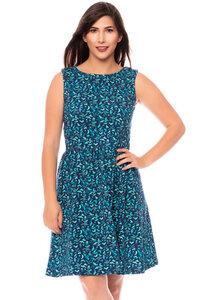 POPPY Kleid aus Bio Baumwolle  - Milchshake
