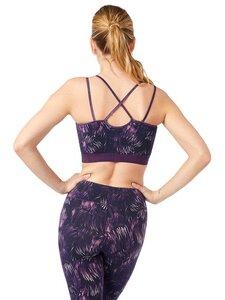 Yoga Top - Slim Studio Bra - Mandala