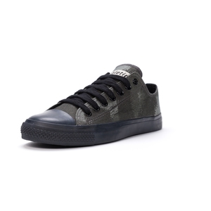 Fair Trainer Black Cap Lo Cut (21019) - Ethletic