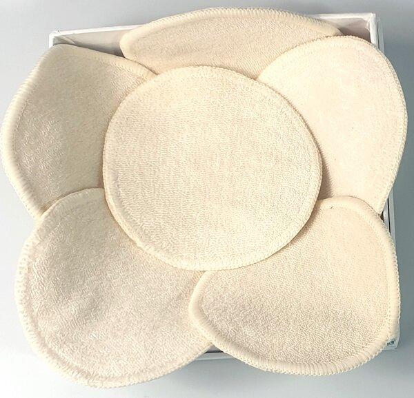 Waschbare Reinigungs-pads Aus Biobaumwolle