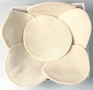 Waschbare Reinigungs-Pads aus Biobaumwolle - VNS Organic