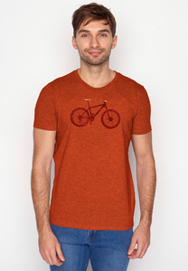 T-Shirt Guide Bike Cross - GreenBomb