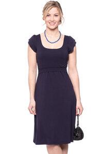 109 Elegantes Kleid in Basicfarben - Milchshake
