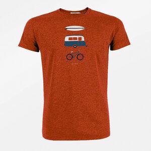 T-Shirt Guide Nature Fun  - GreenBomb
