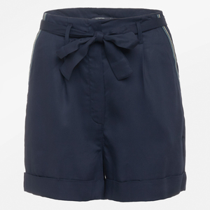 EcoVero Shorts Quick Navy - GreenBomb