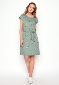 Kleid Step Feathers - GreenBomb