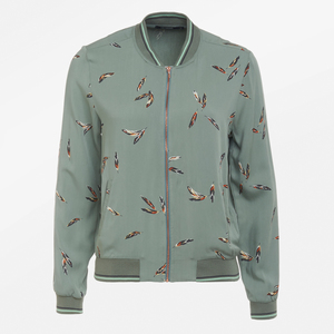 Blouson Fleet Feathers - GreenBomb