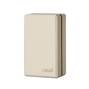 Yoga Block Bamboo Naturell - Casall