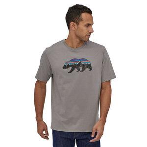 T-Shirt - M's Fitz Roy Bear Organic T-Shirt - Patagonia