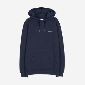 Hoodie - Trim Hooded Sweatshirt - Makia