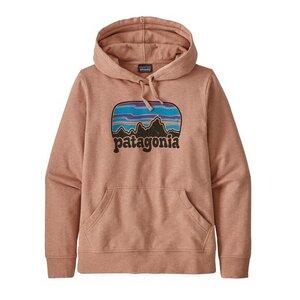 Hoodie -  W's Fitz Roy Far Out Ahnya Hoody - Patagonia
