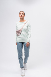 Knit Crew Neck mint - recolution