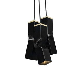 Hängeleuchte Bendy Tripel upcycling - Tolhuijs Design