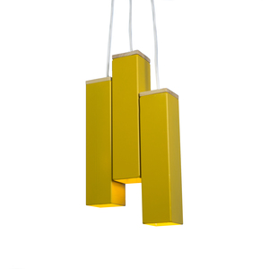 Hängeleuchte Andy Tripel upcycling - Tolhuijs Design
