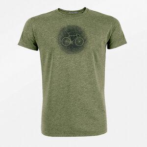 T-Shirt Guide Bike Fog - GreenBomb