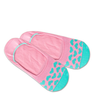Sneakersocken - Hidden Crazy Love - Dilly Socks