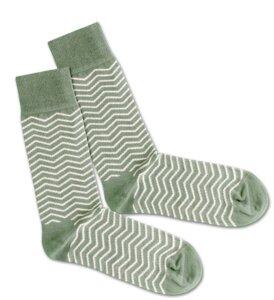 Socken - Square Grass - Dilly Socks