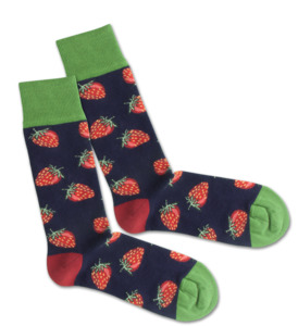 Socken - Strawberry Sky - Dilly Socks