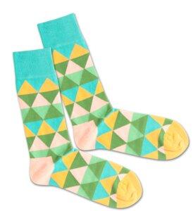 Socken - Triangle Summer - Dilly Socks