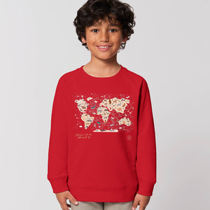 Unisex Sweatshirt / No Planet B - Kultgut