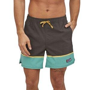 Badehose - M's Stretch Wavefarer Volley Shorts  - Patagonia