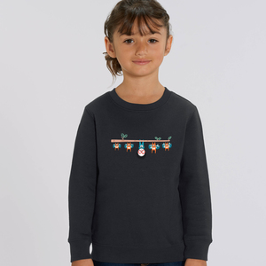 Sweatshirt/ Down with bats - Kultgut