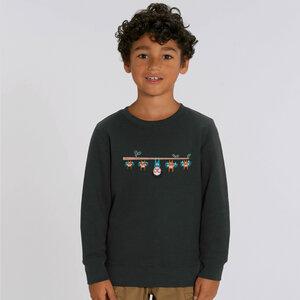 Sweatshirt / Down with bats - Kultgut