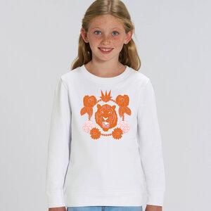 Sweatshirt  / Tiger Orange - Kultgut