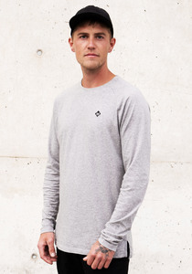 Raglan Slit Longsleeve - Honesty Rules