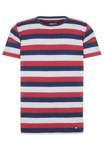 Big Striped T-Shirt - Honesty Rules