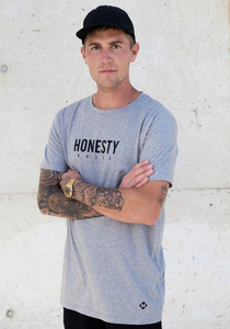 Logo T-Shirt - Honesty Rules