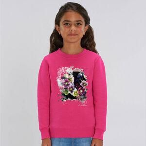 Sweatshirt / Fleur de Souvenir - Kultgut