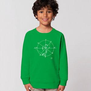 Sweatshirt Koordinaten - Kultgut