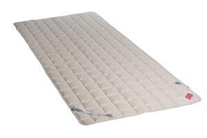HEFEL Unterbett Bio-Wool Bezug 100 % Organic Cotton Feinsatin -Füllung 100 % Schafschurwolle (kbT) - HEFEL Textil