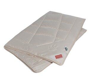 HEFEL Bettdecke Ganzjahresdecke Bio-Hanf Bezug 100 % Organic Cotton Feinsatin -  - HEFEL Textil