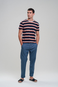 Heavy T-Shirt #STRIPES - recolution