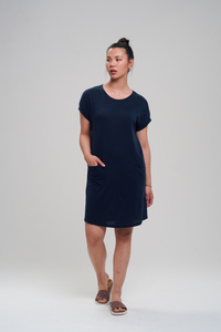 Casual Jerseydress - recolution