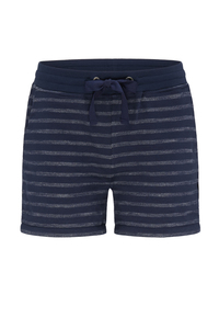 Basic Sweatshorts #STRIPES blau - recolution