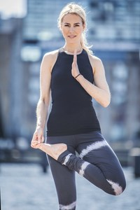 Prana Yoga Top Bambus - Urban Goddess