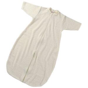 Engel Natur Baby Schlafsack reine Bio-Wolle - Engel natur