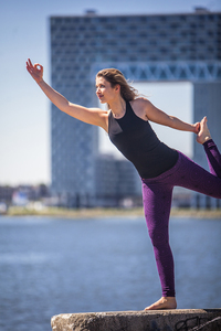 Yoga Leggings Electra - Urban Goddess