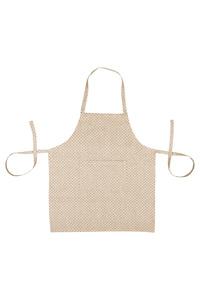 Kochschürze aus Biobaumwolle, GOTS-zertifiziert - TRANQUILLO
