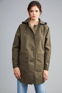Regenparka - Coat Mira Short - LangerChen
