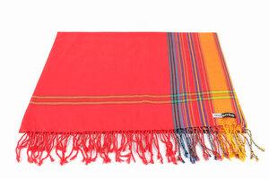 Premium Multifunktions-Kikoy - Strandtuch - Überwurf - Sarong - Decke - Maembe